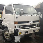 TRUCK - NO ENGINE - ISUZU FORWARD 1988