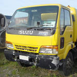 TRUCK - 6HE1 - ISUZU FORWARD JUSTON 1994